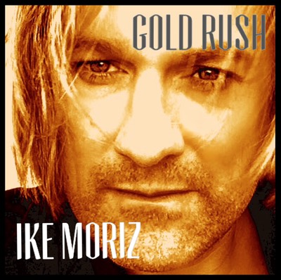 Ike Moriz Gold Rush neues Album 2017 Rock Pop Blues Südafrika Kapstadt David Bowie Golden Years CD neu Gold Rush Tour
